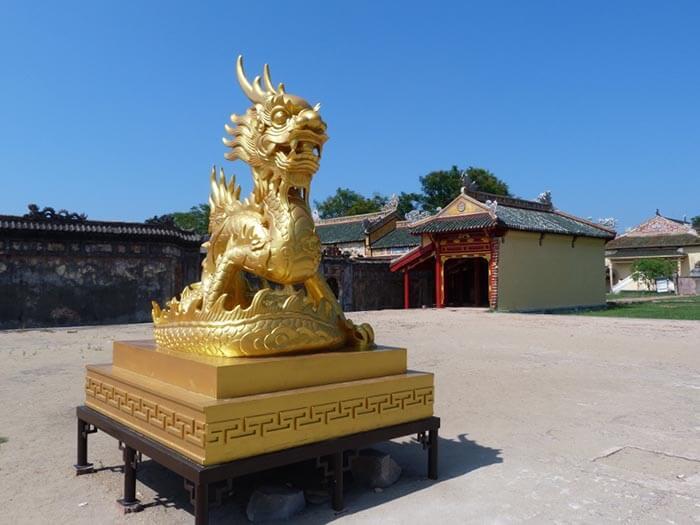 hue capital imperial de vietnam
