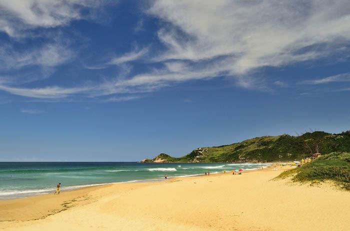 playas de brasil en florianapolis