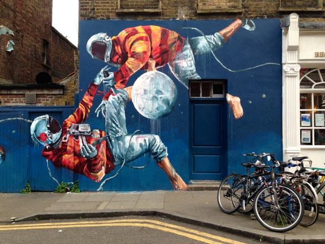 Londra graffiti © BlogdiViaggi