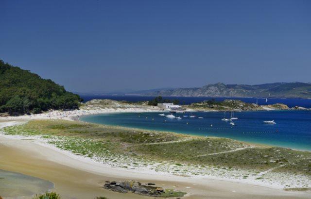 Playa de Rodas Pontevedra