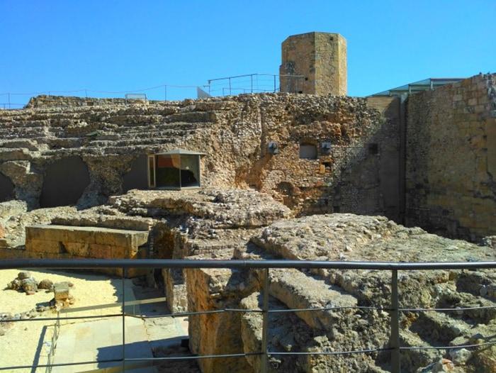 Qué ver en Tarragona: Circo romano