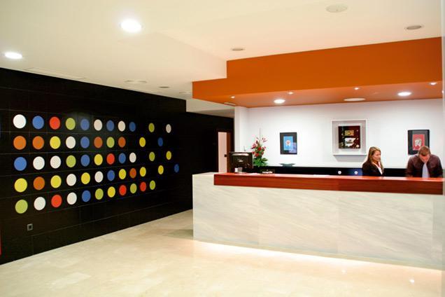 hoteles de negocios en murcia: hotel riscal