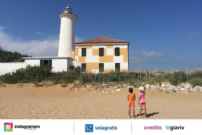 fotografare i bambini al mare