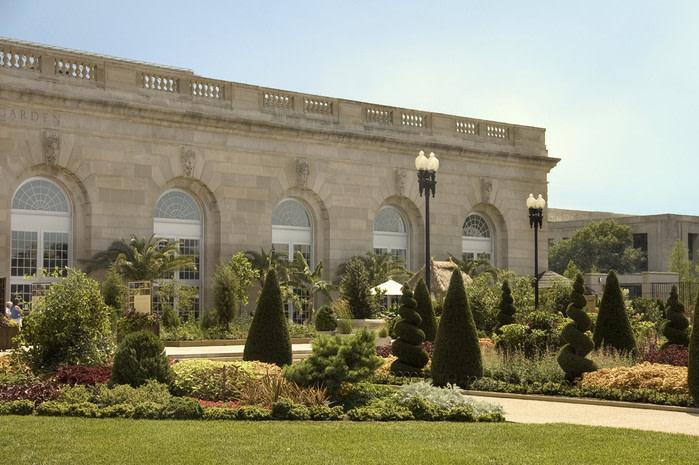 museo botanico washington