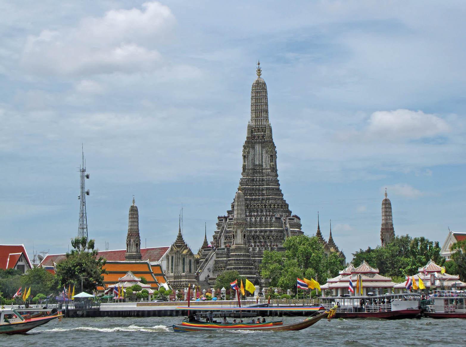 Wat Arun - templi - bangkok