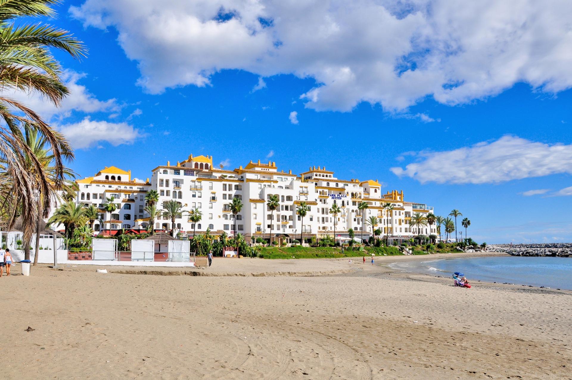 Qué ver en Marbella: playas