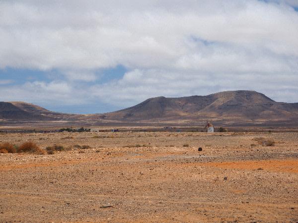 I mulini a vento di Fuerteventura