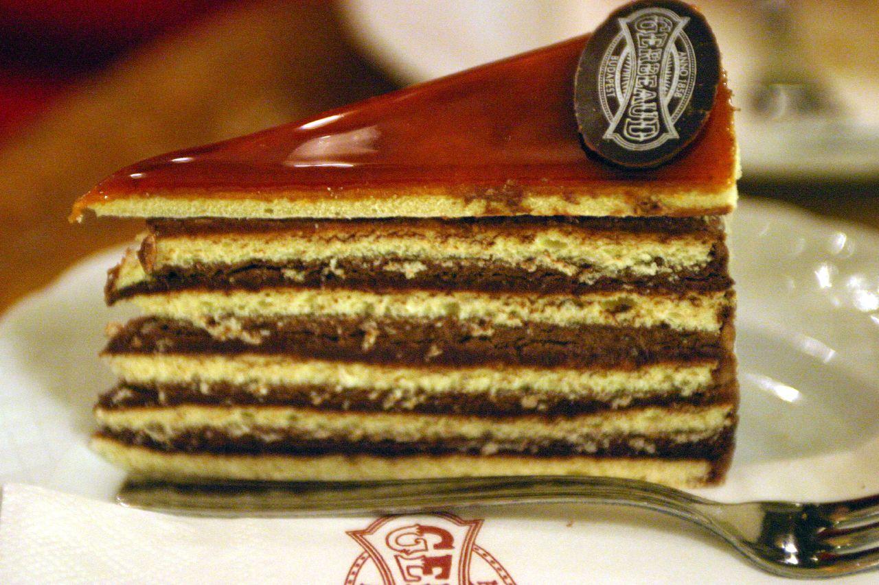 Dobos Cake, Gerbeaud