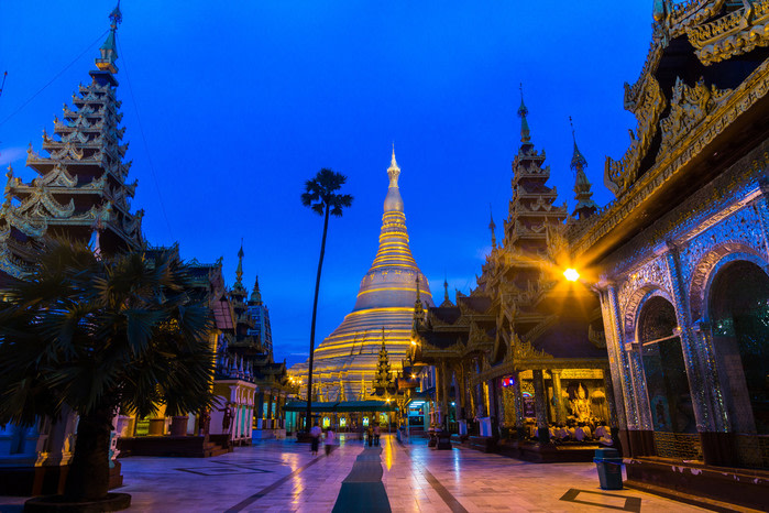 Asia: Myanmar