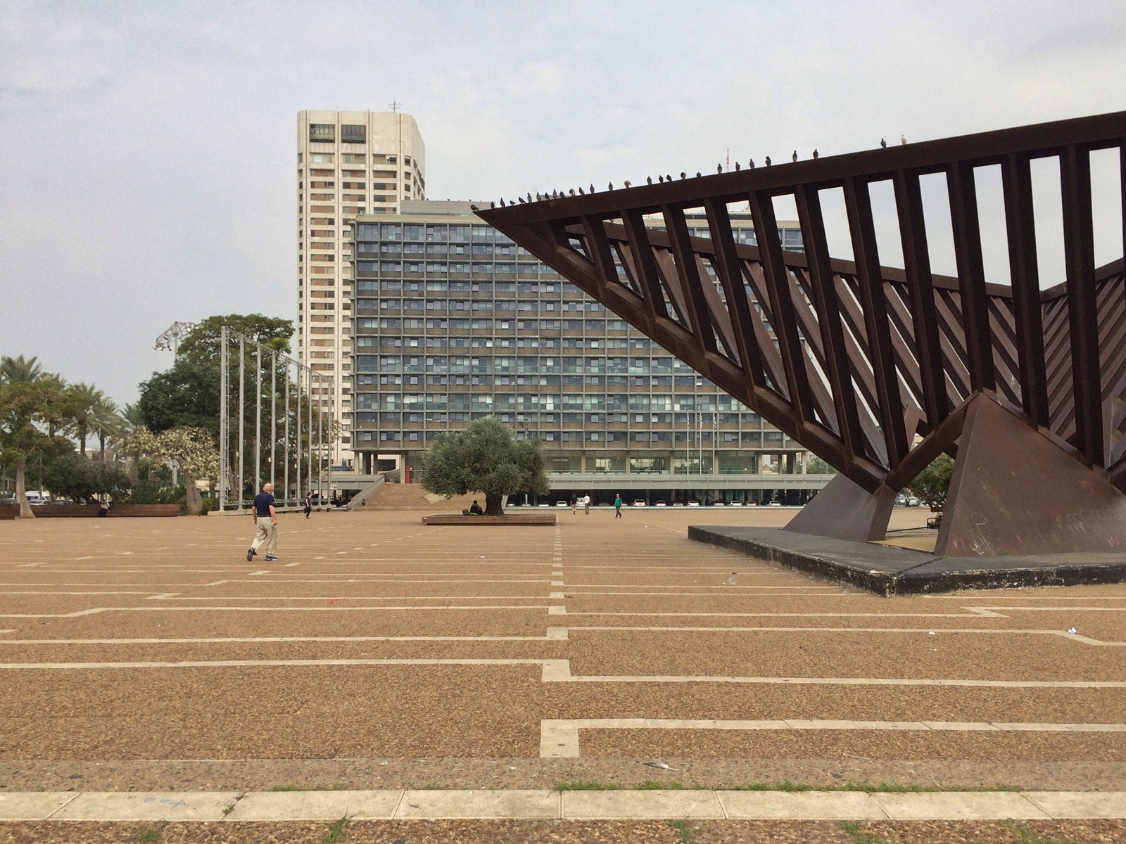 Piazza Rabin, Tel Aviv