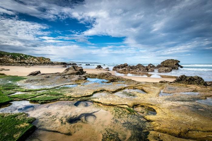 Playas nudistas españa: Playa de Valdearenas, Liencres- Cantabría