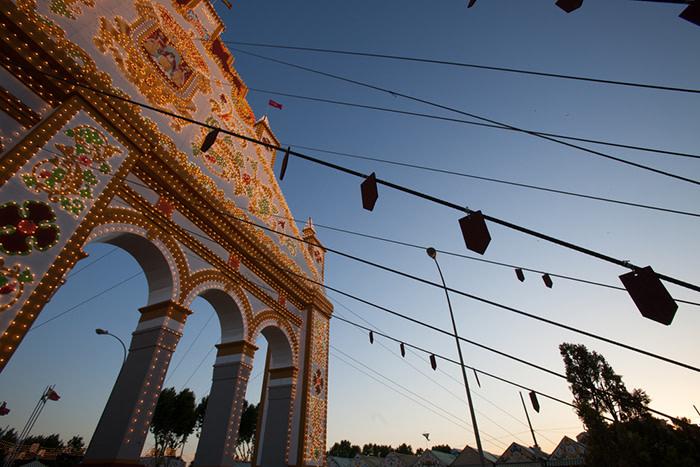 Feria de Sevilla: la quedada