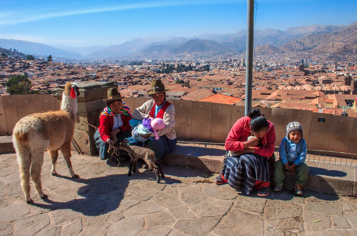 Cuzco-Perù