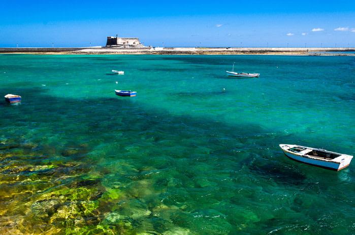 Destinos sin contaminación : Arrecife