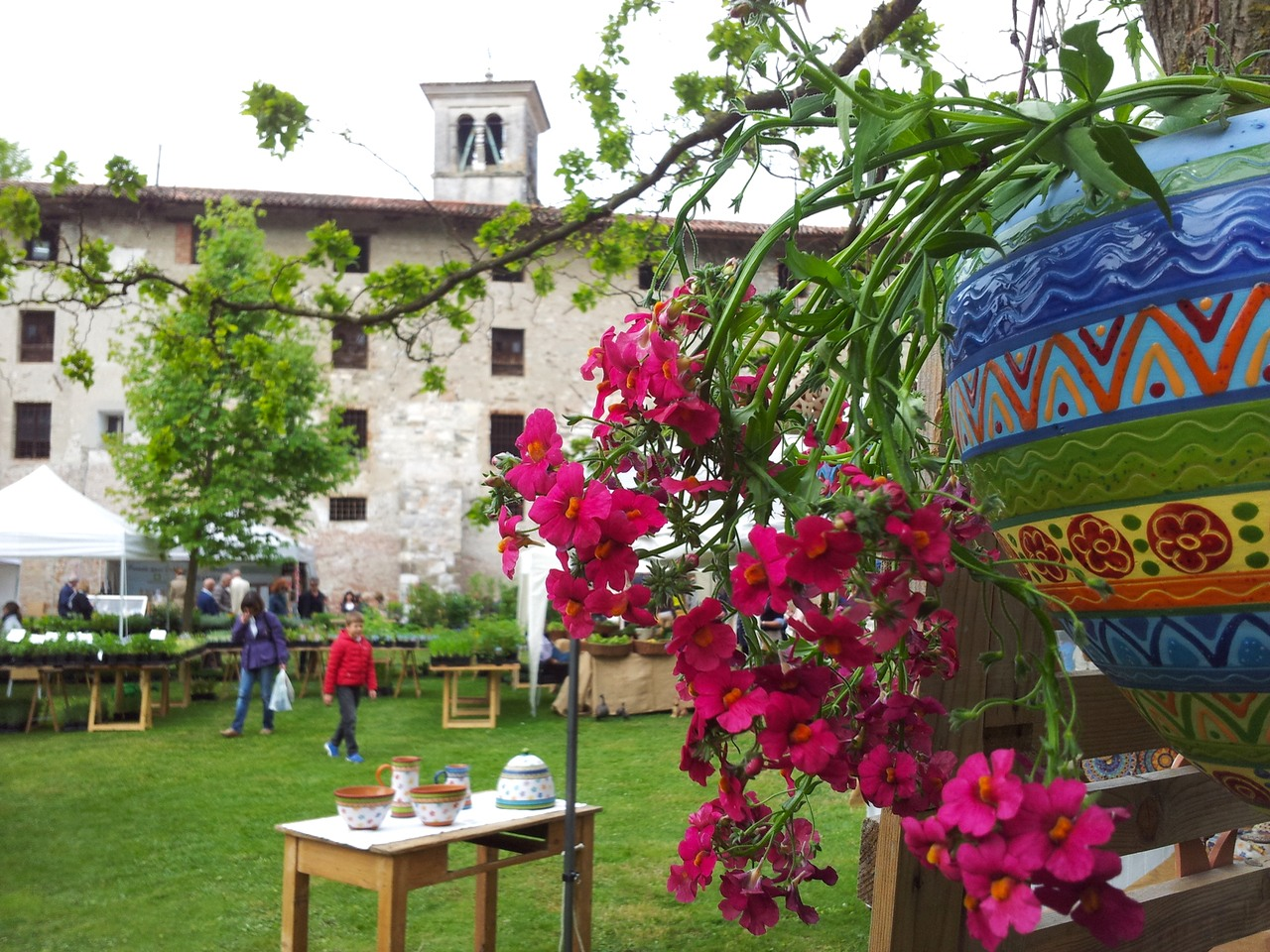 giardini più belli del Friuli-Venezia Giulia, Friuli-Venezia Giulia, parco castelli Strassoldo