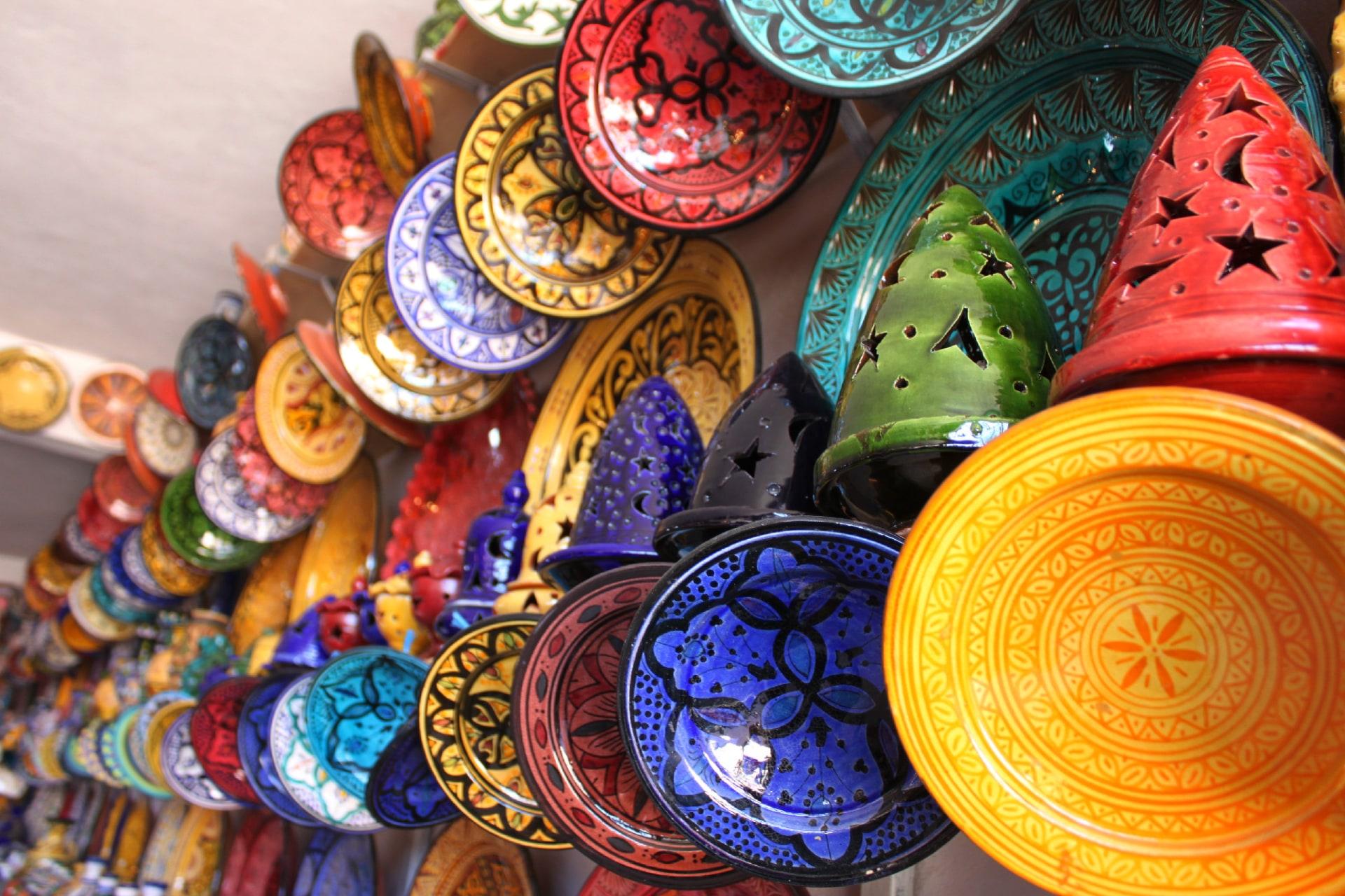 Marocco - un arcobaleno di colori3