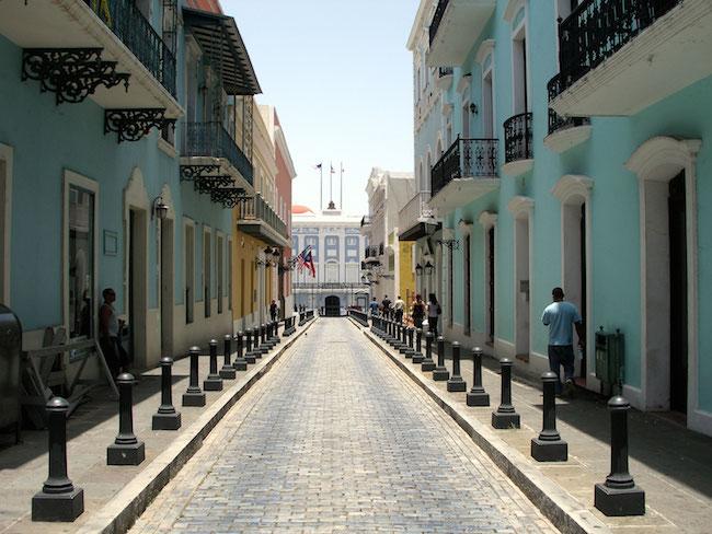 old san juan en puerto rico