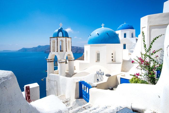 Islas griegas: Oia, santorini