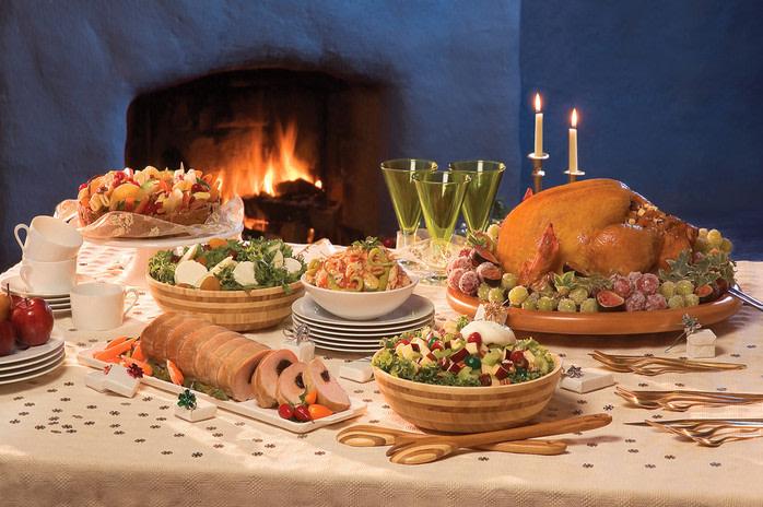 10 comidas típicas de Navidad en el mundo