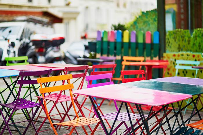 Montmartre: Café