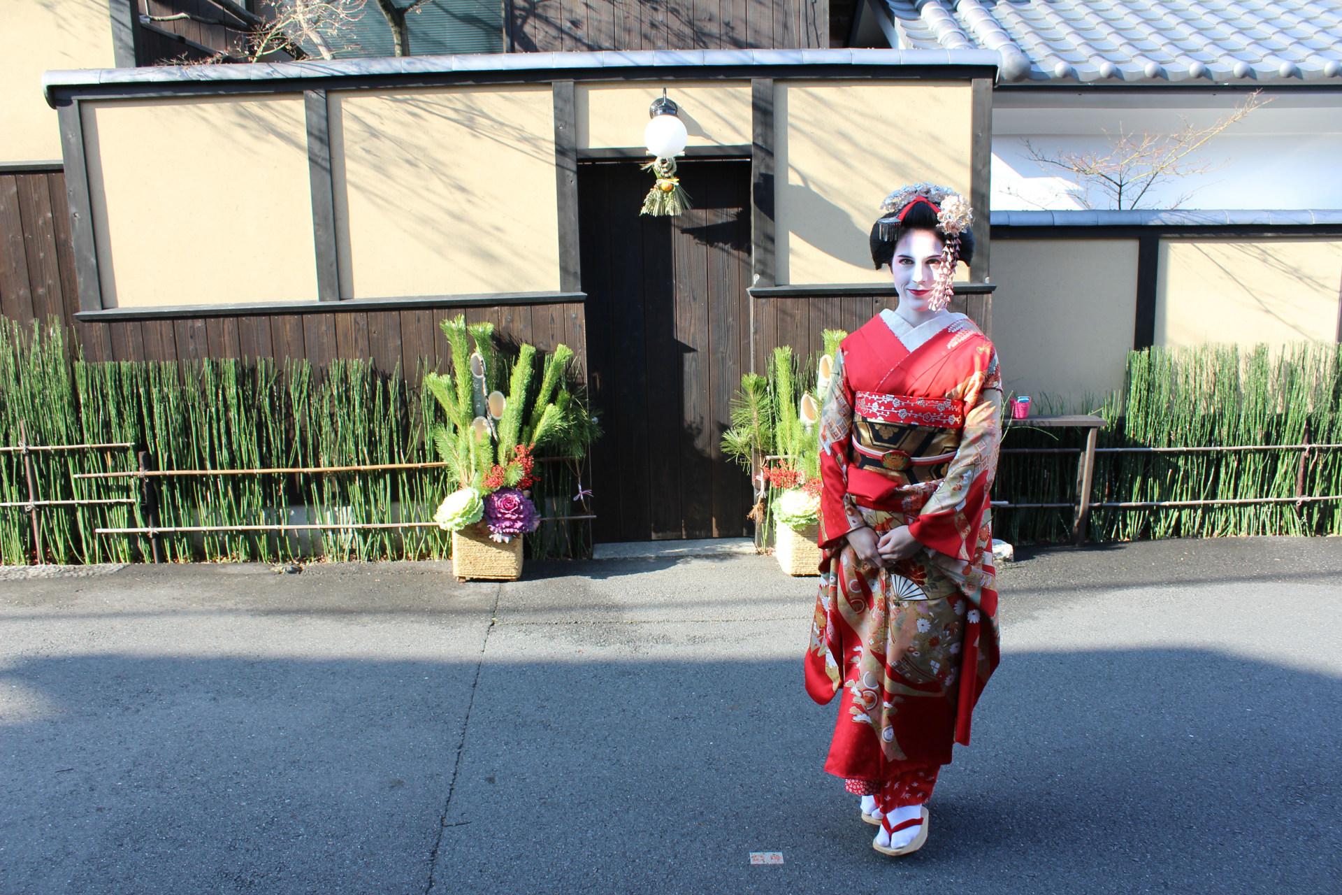 diventare geisha kyoto