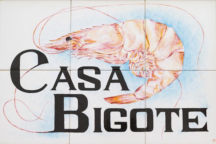 Casa Bigote, un restaurante reconocido en toda Andalucía.
