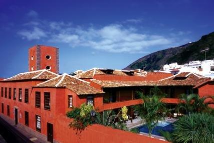Hoteles históricos en tenerife: san roque