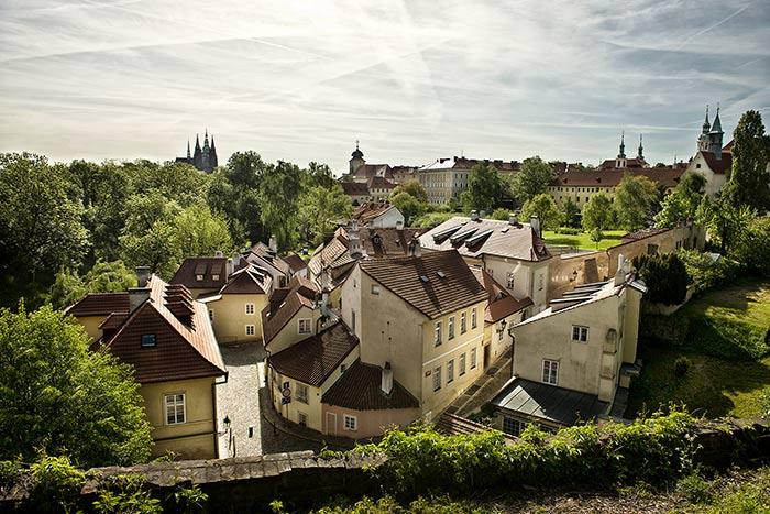 Qué hacer en Praga: Barrio de Nový svět