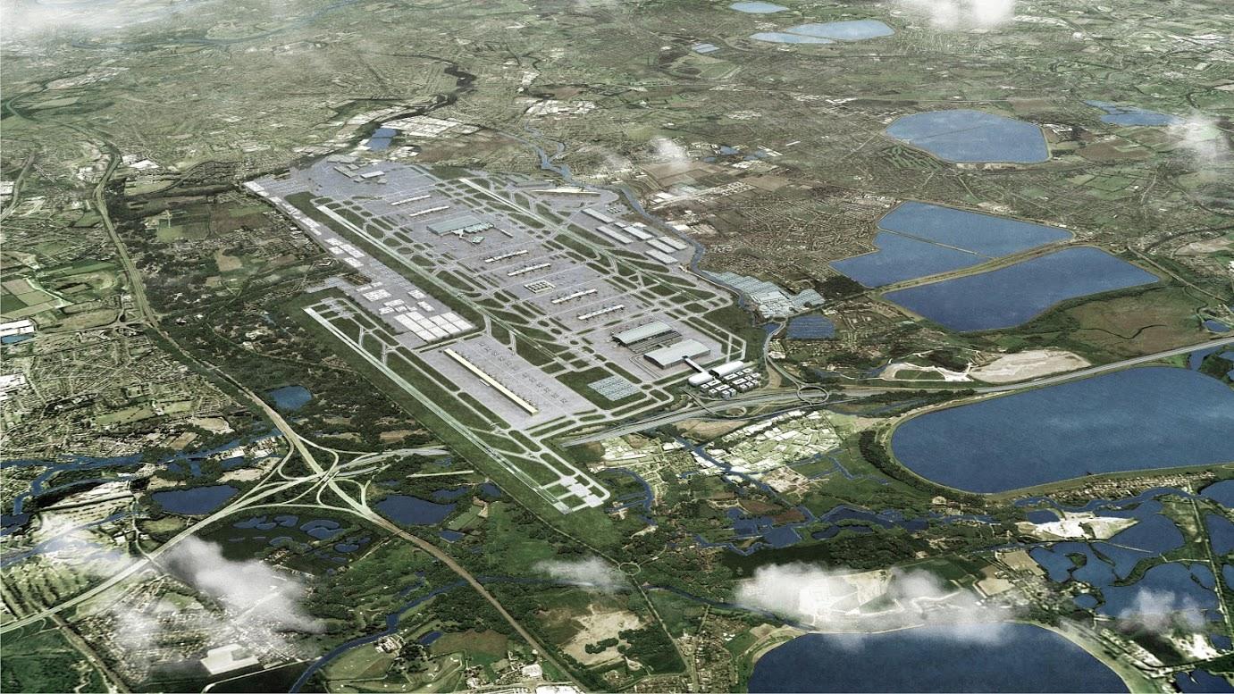 Aeropuertos del mundo: Heathrow Londres