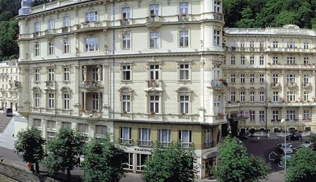 Grand Hotel Pupp Prague Exterior