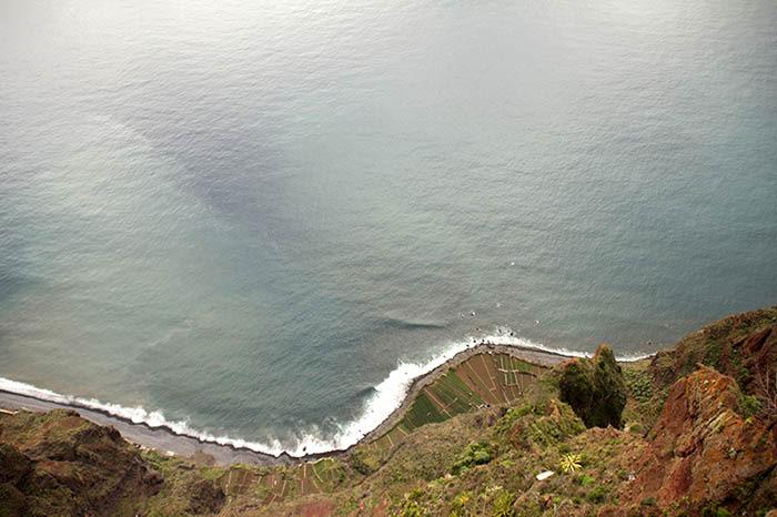 Cabo Guirao en Madeira