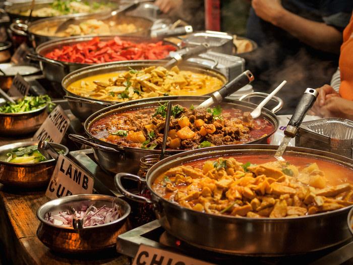 Qué ver en Egipto: comida especiada
