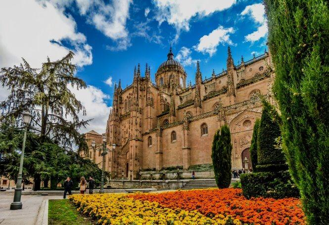 Catedral de Salamanca españa