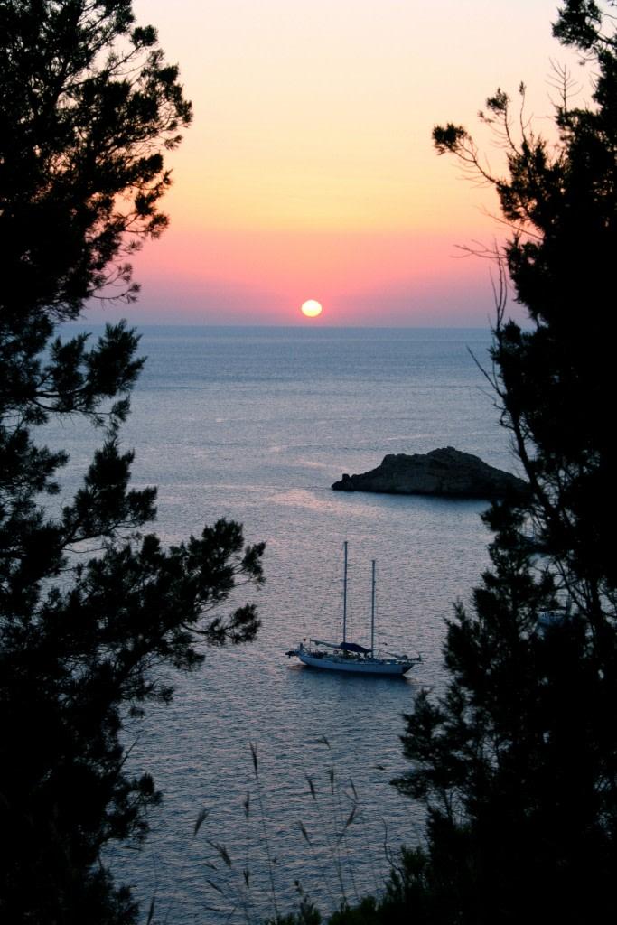 Islote de Es Vedrà: Ibiza