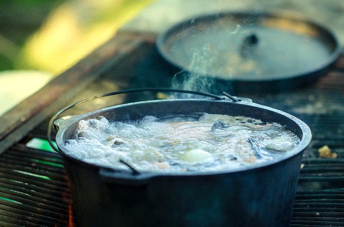 Ruta gastronómica murcia: Caldero de pescado