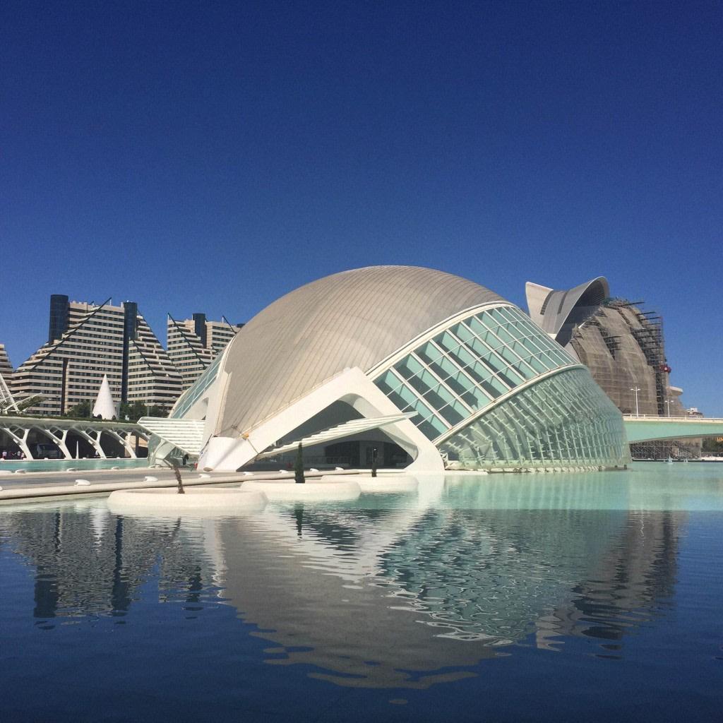 Un weekend di sole a Valencia