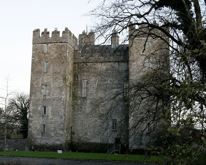 Castillo Bunratty irlanda