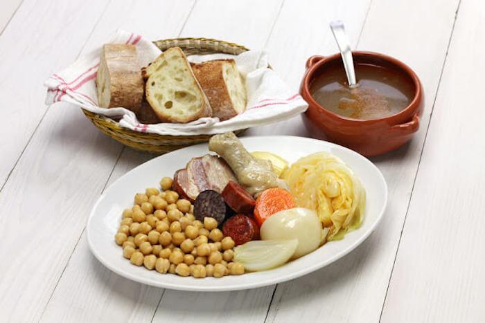 Ruta gastrónomica: cocido madrileno