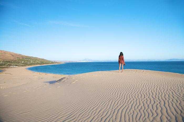 Qué ver en Tarifa: duna de bolonia en tarifa