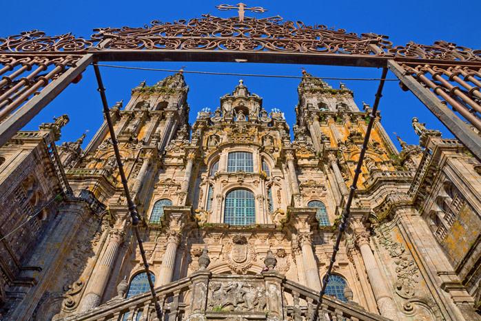 Destinos sin contaminación; Santiago de Compostela