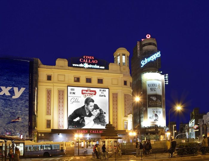 What to do in Madrid: Cine Callao