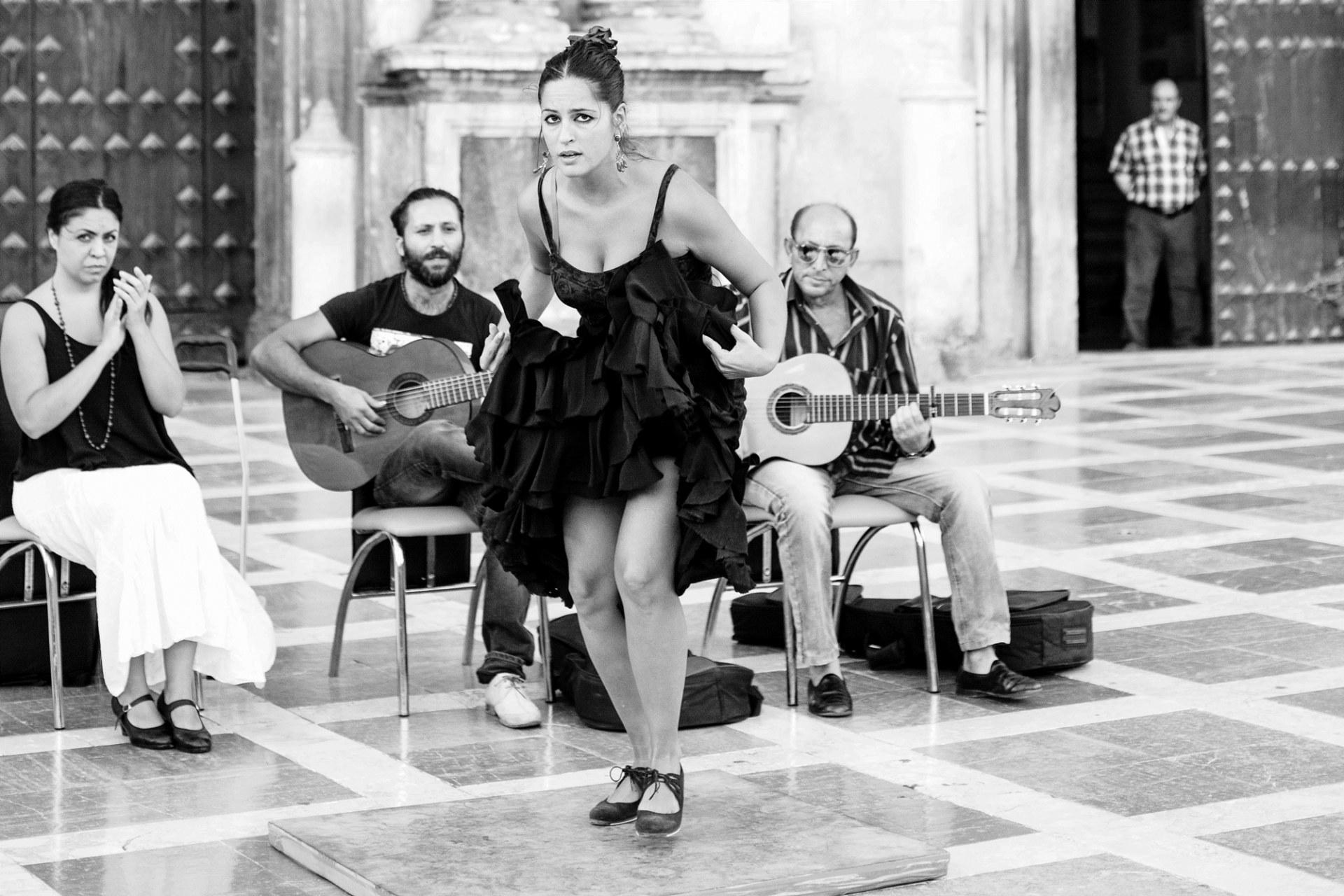 Andalusia: Flamenco a Granada