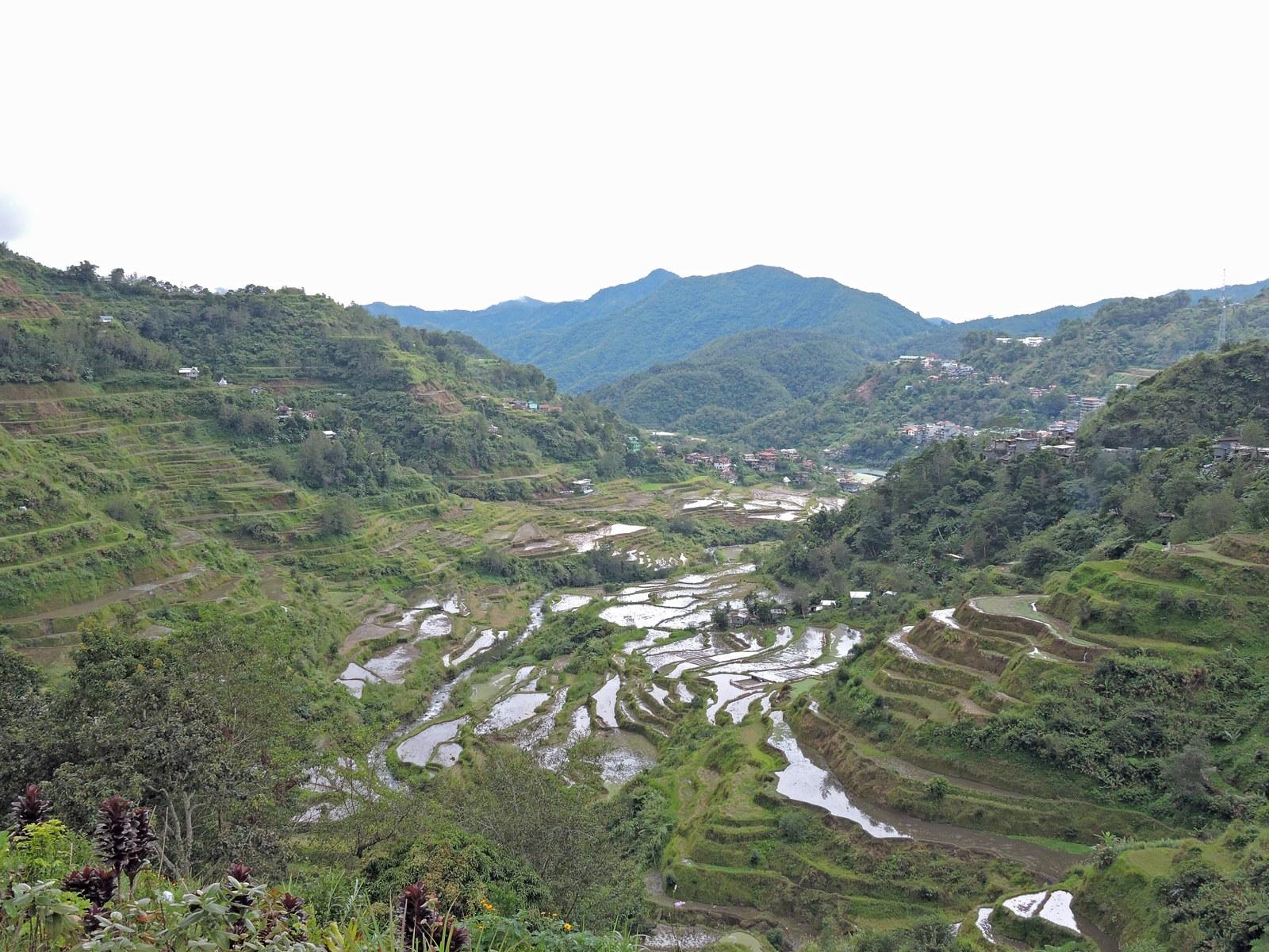 Banaue viewpoint, Filippine