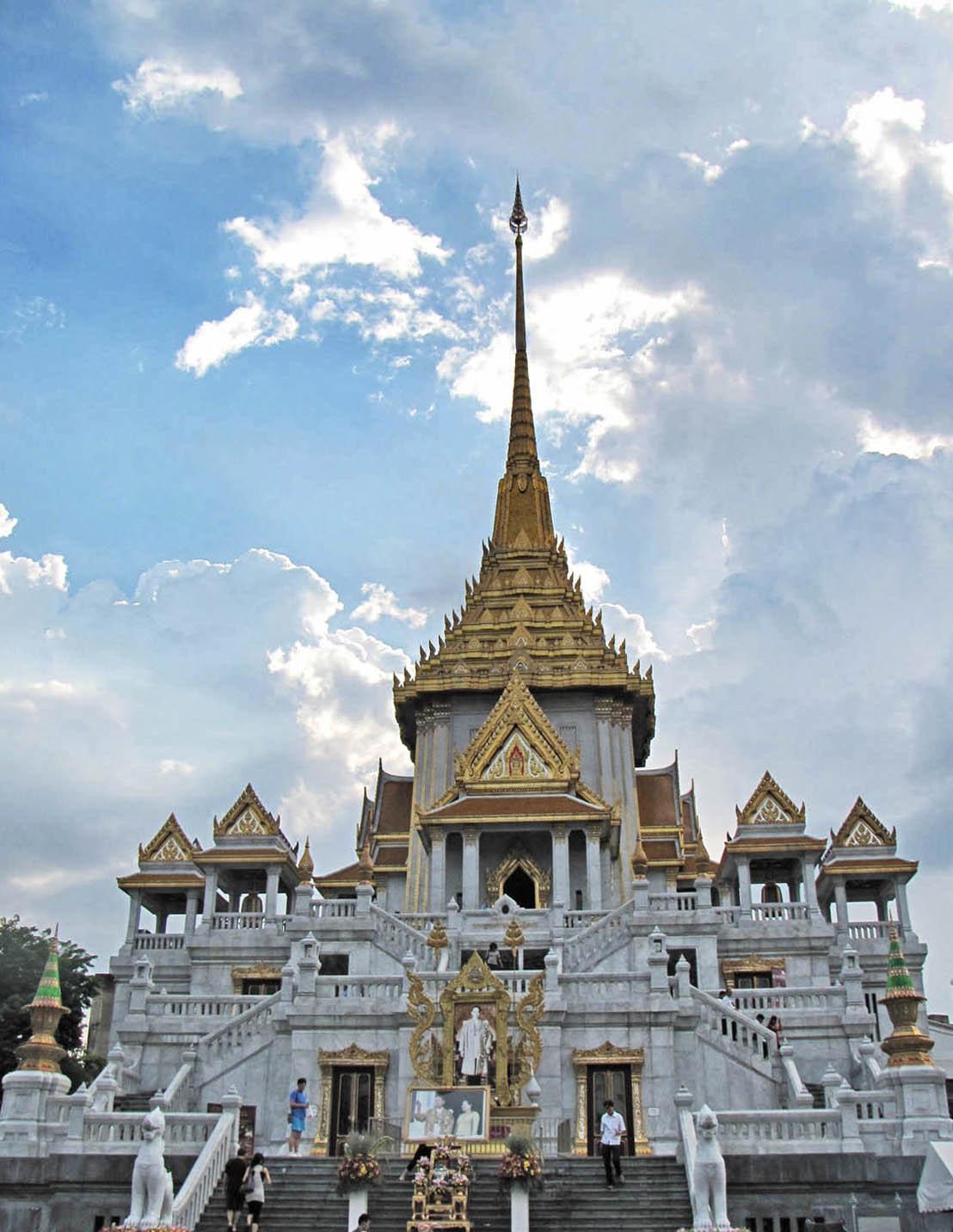 Wat Traimit - templi - bangkok - volagratis