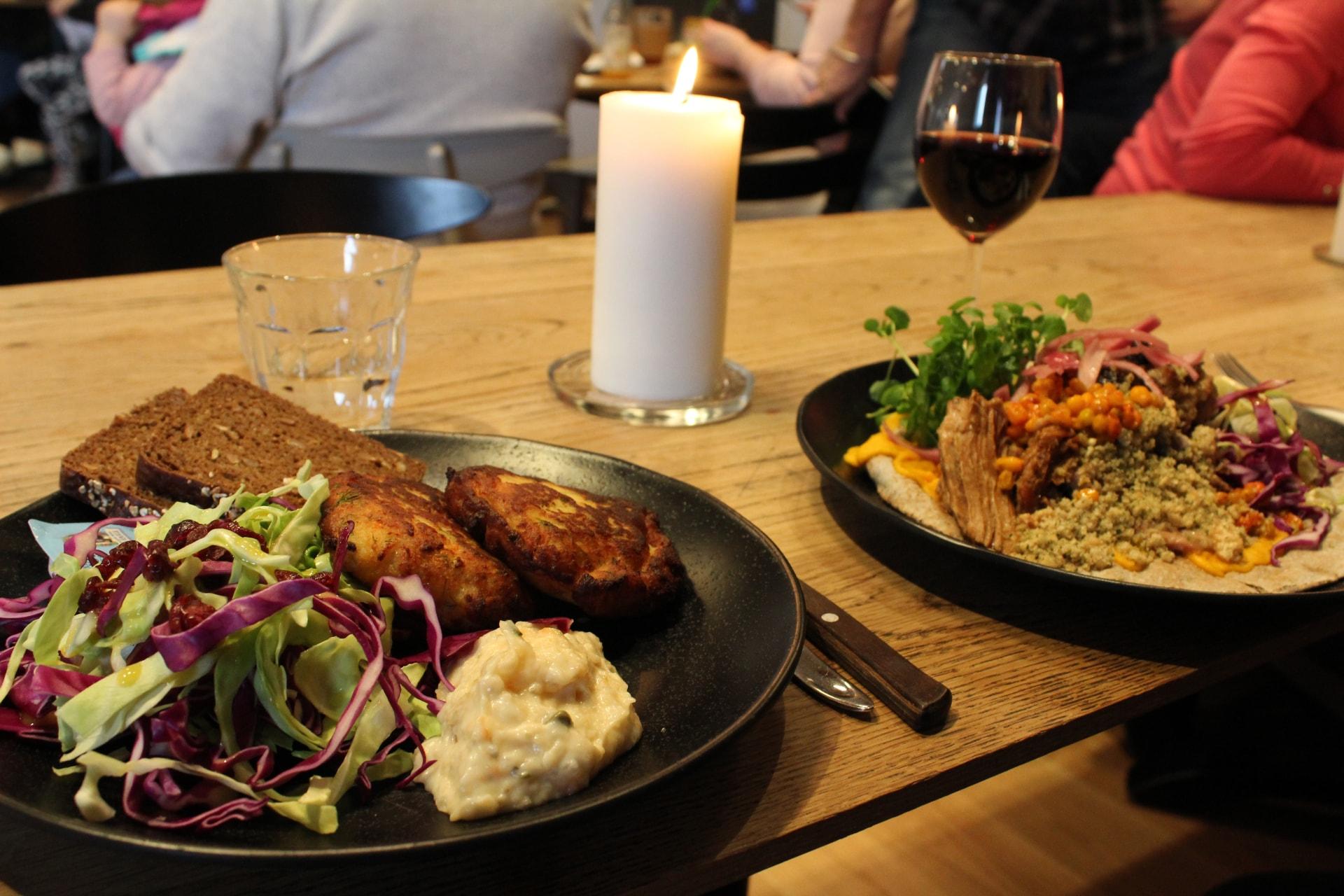 piatti tipici danesi polpette di pesce roskilde