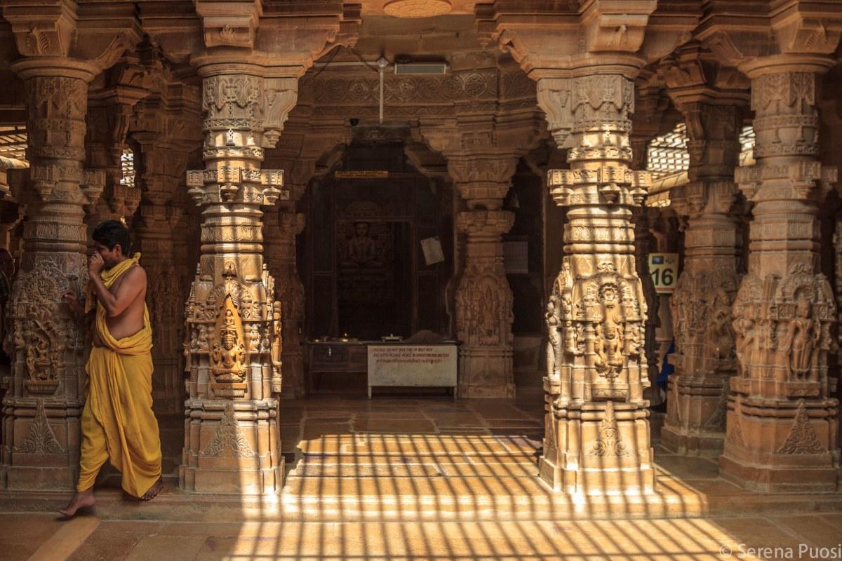 tempio a Jaisalmer