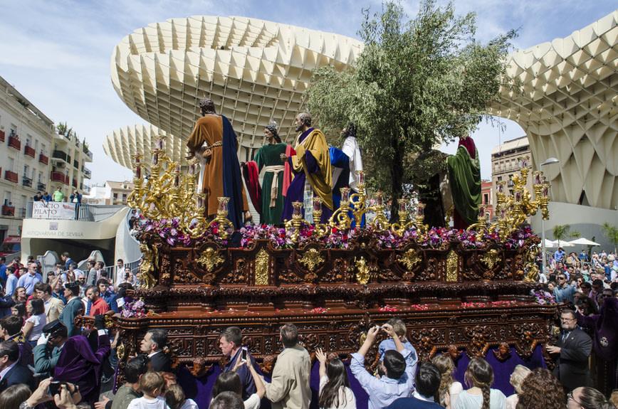 Semana Santa: Sevilla