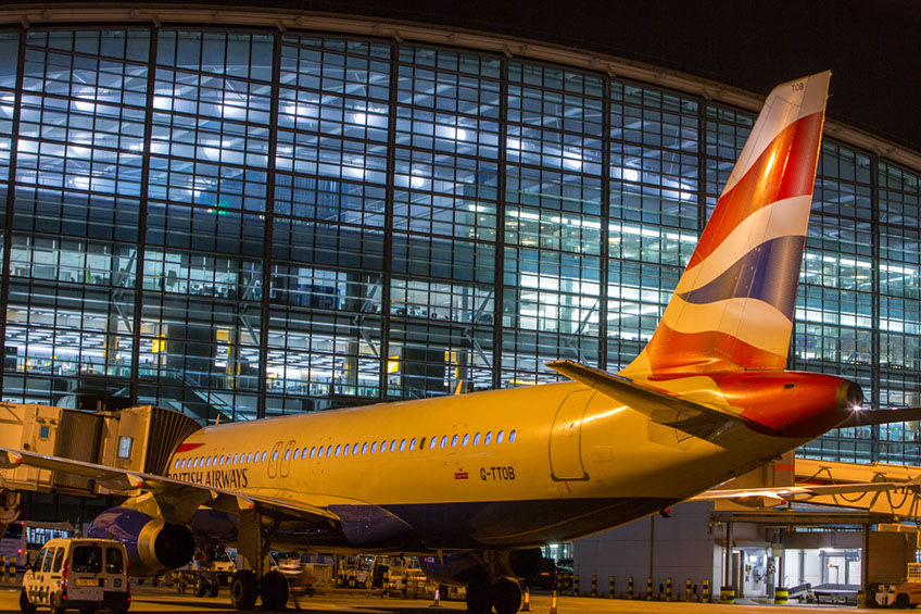 Terminal 4. Image Image courtesy of Heathrow Airlines Ltd