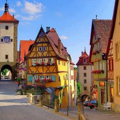 rothenburg-alemania