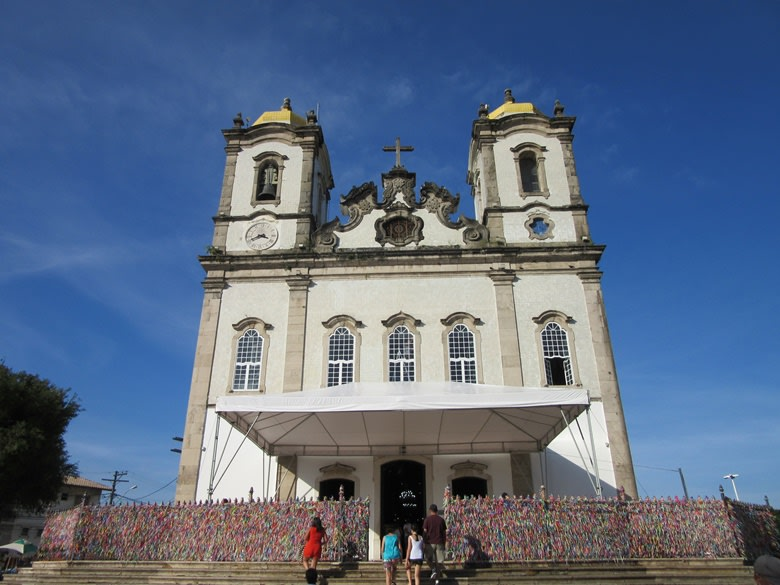iglesia bonfim salvador